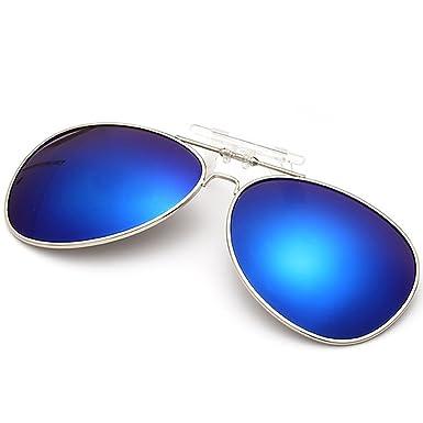 Dooppa - Gafas de sol - para hombre azul azul: Amazon.es ...