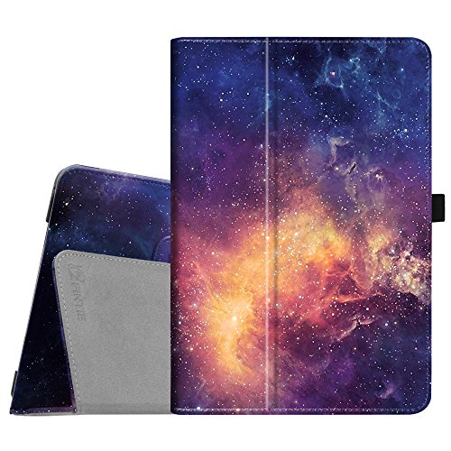 Fintie Asus ZenPad 3S 10 Z500M/ZenPad Z10 ZT500KL Case - [Slim Fit] Premium PU Leather Folio Stand Cover with Auto Sleep/Wake for ZenPad 3S 10/Verizon Z10 9.7-Inch Tablet, Galaxy (Tablet 10 Asus Case 1)