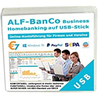 ALF-BanCo 7 Business USB-Version inkl. 8 GB USB-Stick