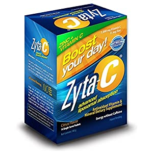 Zyta-C | Liposomal Vitamin C and Liposomal Zinc