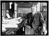 1918 Photo HOOVER, HERBERT C. HEAD OF FOOD ADM.; DIS. GEN. OF RELIEF, SUPR.; COUNCIL OF SUP. ANDRELIEF, ETC.; PRESIDENT OF THE UNITED STATES, 1929-1933