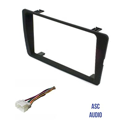 amazon com asc audio car stereo dash kit and wire harness for rh amazon com