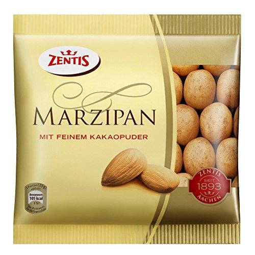 Zentis marzipan eggs powdered (2 x 125g)