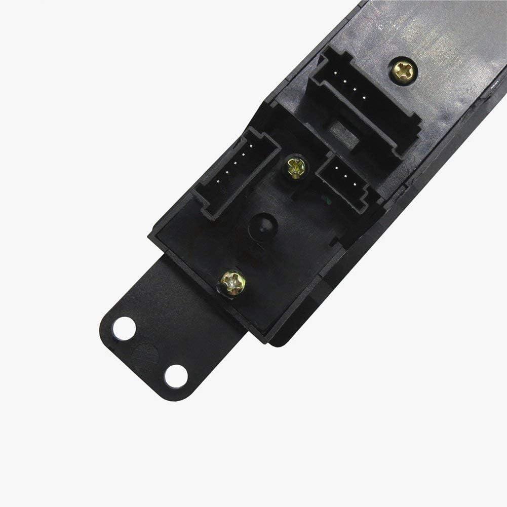 Vaorwne Interrupteur de Leve-Vitre Electrique Fenetre Laterale pour Mercedes Sprinter 906 Artisan A9065451213