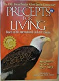 Precepts for Living, 2002-2003 : The UMI Annual Sunday School Lesson Commentary, A. Ogbonnaya, 0940955806