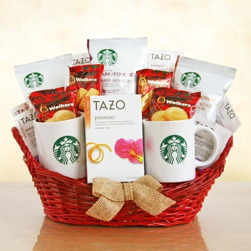 Valentine gift baskets for her
