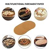 SMARTAKE 200 Pcs Parchment Paper, 12x16 Inches