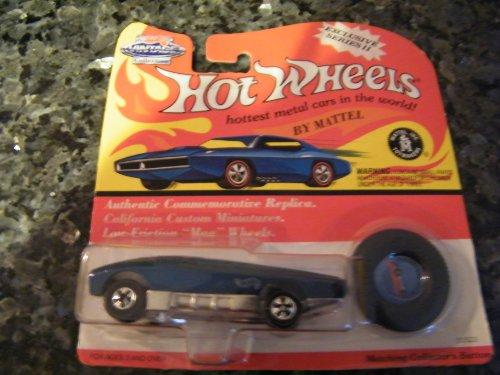 Hot Wheels California Custom Miniatures Whip Creamer 25th Anniversary