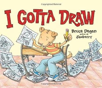 I Gotta Draw 006028417X Book Cover