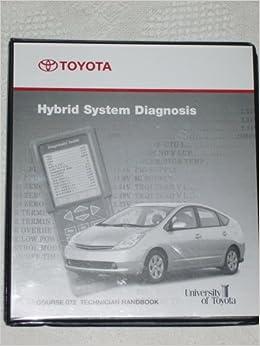 University Of Toyota >> Toyota Hybrid System Diagnosis Course 072 Technician Handbook