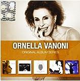 Original Album Series - Cofanetto 5 CD: A UN CERTO PUNTO... - RICETTA DI DONNA - DUEMILATRECENTOUNO PAROLE - IL GIRO DEL MIO MONDO - STELLA NASCENTE