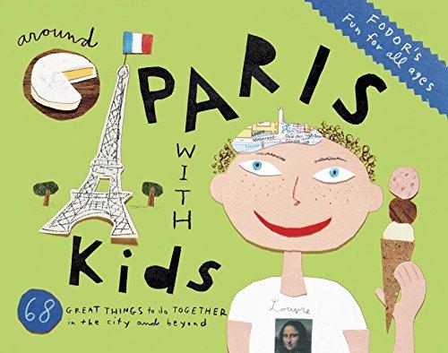Fodors Around Paris Travel Guide product image