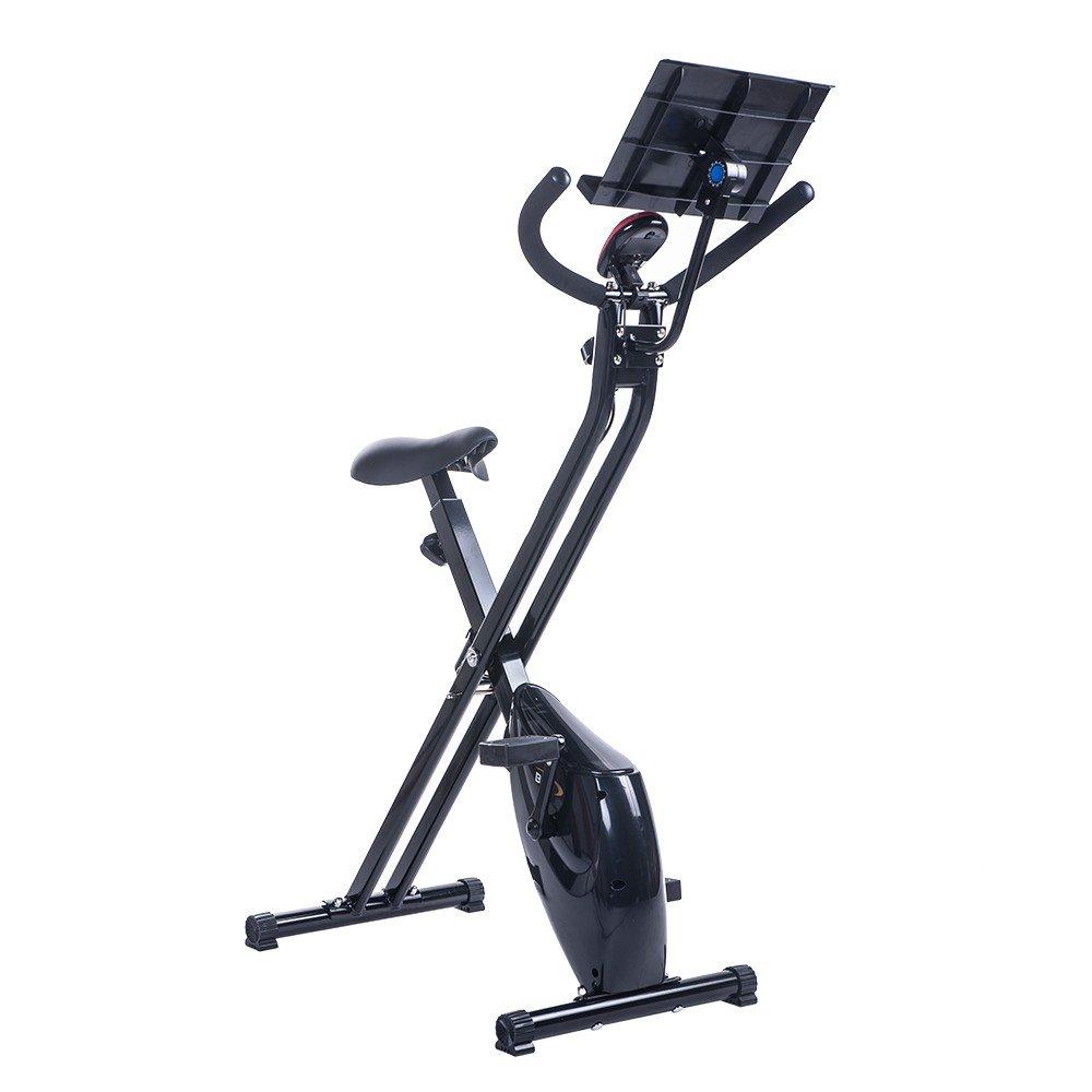 BTM bicicleta estatica magnetica plegable para fitness