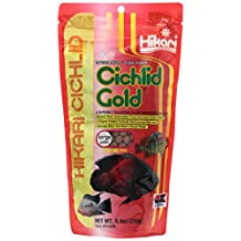 Hikari 8.8-Ounce Cichlid Gold Floating Pellets for Pets, Large