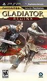 Gladiator Begins - Sony PSP