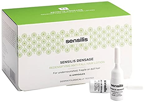 Sensilis Densage Ampollas Capilares Antiácida - 15 Unidades