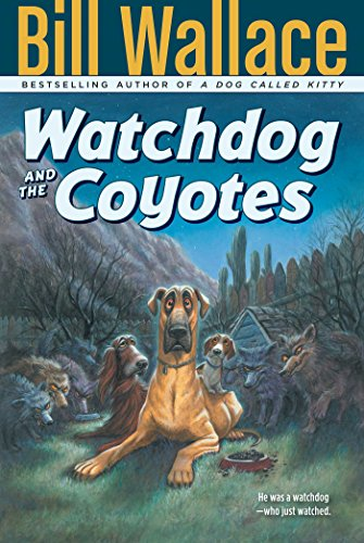 Watchdog and the Coyotes (Aladdin Watches)