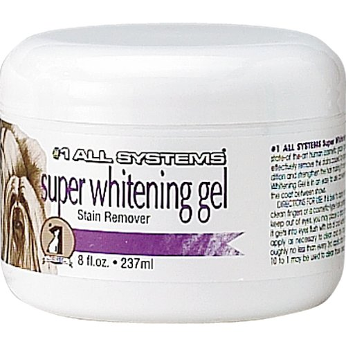 (#1 All Systems Super Whitening Gel- 8 Oz [Misc.])