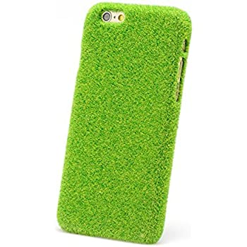 [iPhone 7/8 Case], Shibaful (Yoyogi Park) - The World's First Artificial Lush Lawn Case for iPhone7