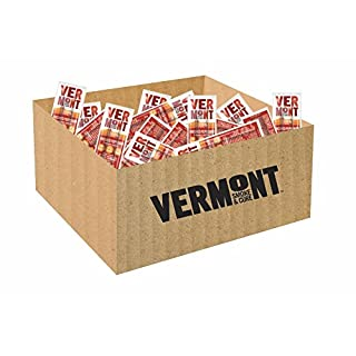Vermont Smoke & Cure Mini Meat Sticks, Uncured Pepperoni Turkey, 96 Count