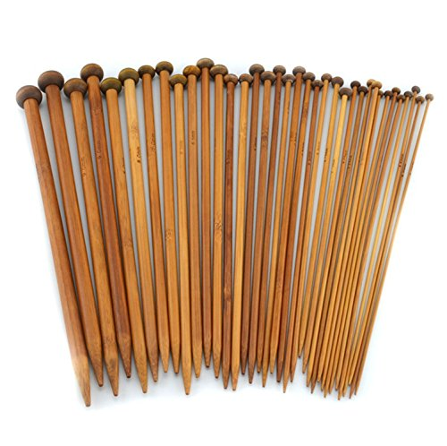 Celine lin Carbonized Knitting Needles