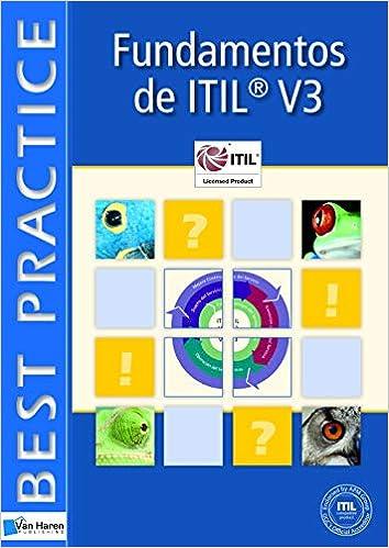 Libro sobre ITIL
