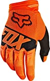 Fox Racing Dirtpaw Race Men's Off-Road Motorcycle Gloves - Orange / Small