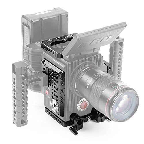 SmallRig Accessory Bundle for RED Raven/Scarlet-W/Epic-W/Weapon Camera with Top Plate, Side Plate, Base Plate - 1949 by SmallRig