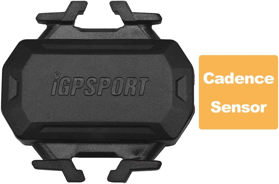 iGPSPORT Bike Cadence Sensor or Speed Sensor for Cycling Compatible ANT+ & Bluetooth Wireless IGPC61 or IGPSPD61