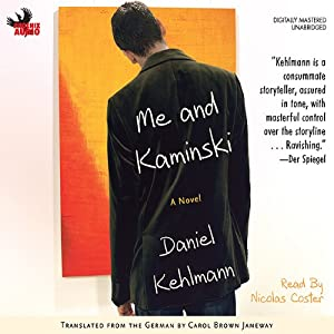 Me and Kaminski Audiobook