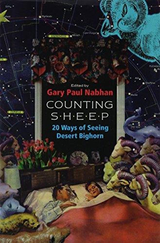Counting Sheep: Twenty Ways of Seeing Desert Bighorn (Southwest Center Series)
