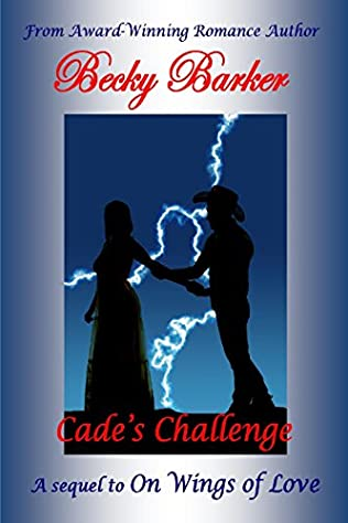 book cover of Cade\'s Challenge