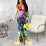 Lazapa Bodycon Dress for Women Color Ethnic Print