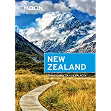 Moon New Zealand (Travel Guide)