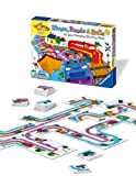 Ravensburger Rivers, Roads And Rails - Children's Game