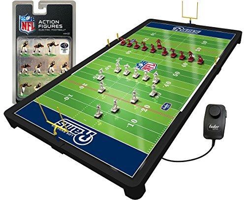 Los Angeles Rams NFL Deluxe Electric Football Game [並行輸入品]   B07HLFKLCD