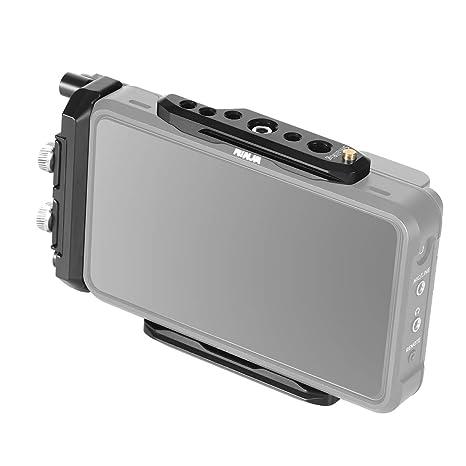 SMALLRIG Placa de Montaje y HDMI Cable Clamp para Atomos ...