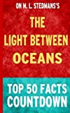 download ebook the light between oceans: top 50 facts countdown by top 50 facts (2014-11-17) pdf epub