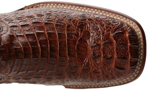 Ferrini Heren Print Krokodil S-teen Western Boot Sportroest