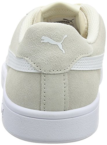 V2 White Puma Baskets Smash Basses Beige Birch Mixte Adulte puma Z554qrpS