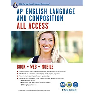 AP® English Language & Composition All Access Book + Online + Mobile (Advanced Placement (AP) All Access)
