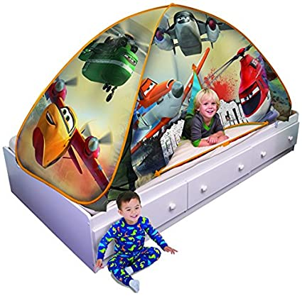 Playhut Planes Bed Tent  sc 1 st  Amazon.com & Amazon.com: Playhut Planes Bed Tent: Toys u0026 Games