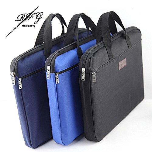 Digital baby Custom A4 Retro Canvas Business Briefcase Portable File Folder Zip Document Bag Paper File Folder Papelaria carpetas Print logo