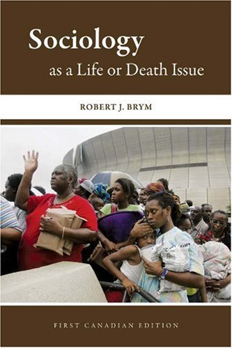 Sociology as a Life or Death Issue