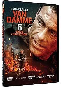 Jean Claude Van Damme - 5pk - Hard Corps, Knock Off, Maximum Risk, Universal Soldier Return, Second In Command