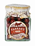 Farrah's of Harrogate Aniseed Balls Sweet Jar 160 g