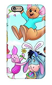 Iphone 6 MnfcaRM6649zgOpT Baby Winnie The Pooh And Friends Tpu Silicone Gel Case Cover. Fits Iphone 6