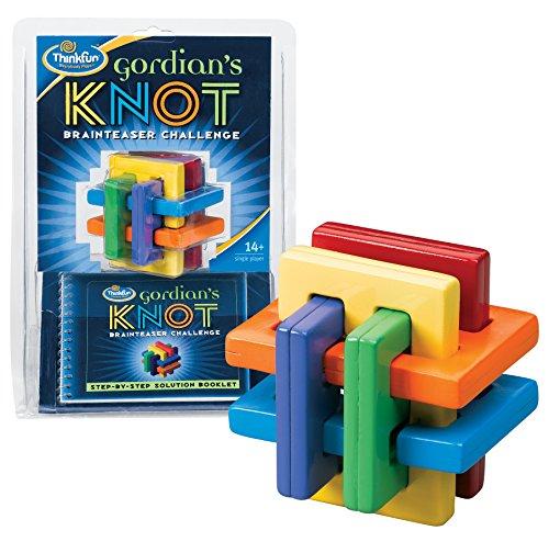 Gordians Knot Brain Teaser Puzzle