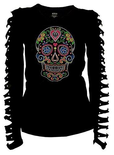 Sugar Skull T-shirt - 5