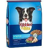 Kibbles 'n Bits Original Savory Beef & Chicken Flavors Dry Dog Food, 35-Pound